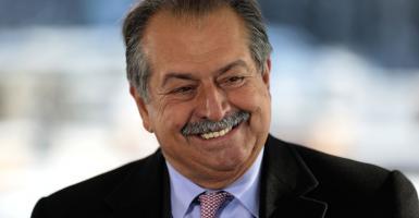 Ένας Έλληνας με καταγωγή από το Καστελόριζο στα ηνία του σαουδαραβικού ταμείου δημοσίων επενδύσεων - Κεντρική Εικόνα