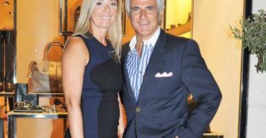 Αντώνης και Έλενα Λυμπέρη: Το κύκνειο άσμα του «βασιλικού ζεύγους» του Life Style - Κεντρική Εικόνα