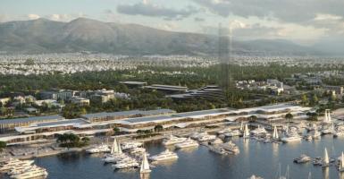 Ελληνικό: Έτσι θα είναι η Marina Galleria και το αναμορφωμένο παράκτιο μέτωπο - Κεντρική Εικόνα