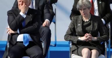 Κόντρα Βρετανίας - ΗΠΑ για διαρροές - Κεντρική Εικόνα