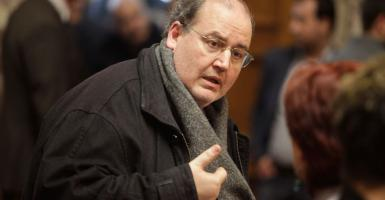 Νίκος Φίλης: Τα πλεονάσματα 3,5% σημαίνουν σκληρή λιτότητα - Κεντρική Εικόνα