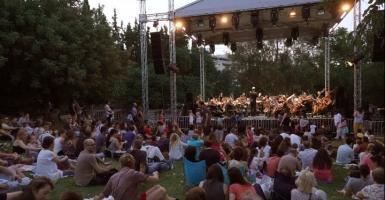 Μουσικό καλοκαίρι στον Κήπο του Μεγάρου - Κεντρική Εικόνα