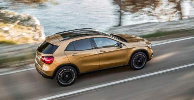 Ανανεωμένη και αναβαθμισμένη η Mercedes GLA - Κεντρική Εικόνα