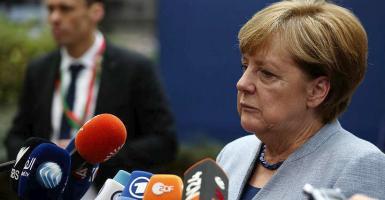 Η Μέρκελ θέλει να περικόψει την προενταξιακή χρηματοδότηση της Τουρκίας - Κεντρική Εικόνα