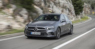 Πόσο θα κοστίζει στη χώρα μας η νέα Mercedes A-Class; (video) - Κεντρική Εικόνα