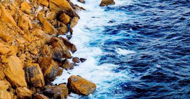 «Καμπανάκι» για άνοδο της στάθμης των υδάτων της Μεσογείου έως και 20 εκ. έως το 2050 - Κεντρική Εικόνα