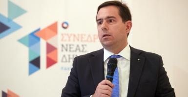 Μηταράκης: Να εκμεταλλευτούμε τις συμμαχίες που έχουμε απέναντι στην τουρκική προκλητικότητα - Κεντρική Εικόνα