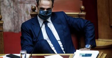 Mητσοτάκης: Αναστολή πλειστηριασμών και οικονομική ενίσχυση σε αδύναμους - Κεντρική Εικόνα