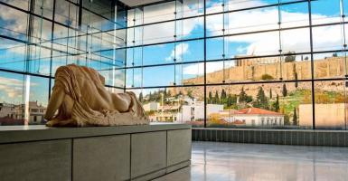 Εκδηλώσεις για τα δέκα χρόνια λειτουργίας του Μουσείου της Ακρόπολης - Κεντρική Εικόνα
