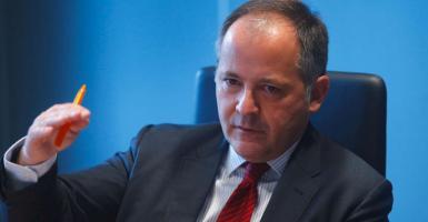Κερέ (ΕΚΤ): Οι φόβοι για εμπορικό πόλεμο έχουν ήδη αυξήσει το κόστος δανεισμού - Κεντρική Εικόνα