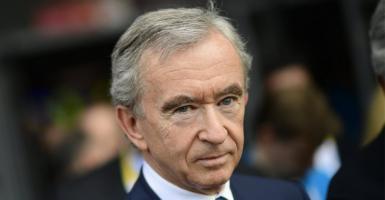 Μπερνάρ Αρνό: Ο δεύτερος πλουσιότερος άνθρωπος του κόσμου - Κεντρική Εικόνα