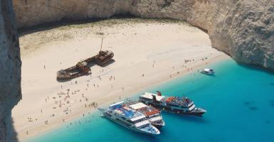 Δείτε πώς ήταν η παραλία «Ναυάγιο» χωρίς τον «Παναγιώτη» που την έκανε διάσημη σε όλο τον κόσμο! (photo) - Κεντρική Εικόνα
