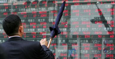 Σε υψηλό σχεδόν επτά εβδομάδων ο δείκτης Nikkei - Κεντρική Εικόνα