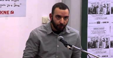 Ν. Αμπατιέλος: Ο σοσιαλισμός είναι η μόνη απάντηση στη βαρβαρότητα - Κεντρική Εικόνα