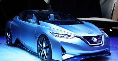 Τα μελλοντικά Nissan με καύσιμο… καλαμπόκι!  - Κεντρική Εικόνα