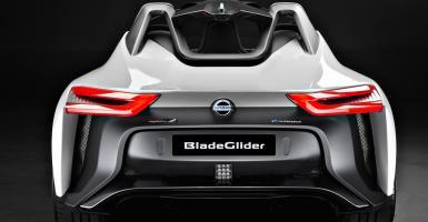 Το Nissan BladeGlider μας κάνει να ανυπομονούμε για το μέλλον - Κεντρική Εικόνα