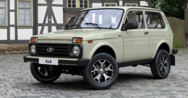 Σε τιμή «έκπληξη» πωλείται το επετειακό Lada Niva (photo+video) - Κεντρική Εικόνα