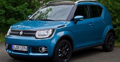Ξεχωρίζει το νέο Suzuki Ignis (video) - Κεντρική Εικόνα