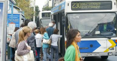 Στάσεις εργασίας την Πέμπτη στα λεωφορεία του ΟΑΣΑ - Κεντρική Εικόνα