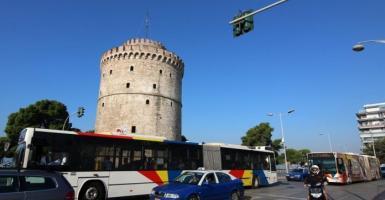 Λεωφορείο έκανε δρομολόγιο με την πόρτα …ανοιχτή! (video) - Κεντρική Εικόνα