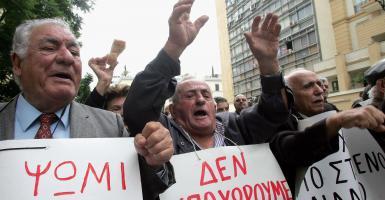 Αναδρομικά: Ανοίγει ο δρόμος διεκδικήσεων για 250.000 συνταξιούχους του Δημοσίου - Κεντρική Εικόνα