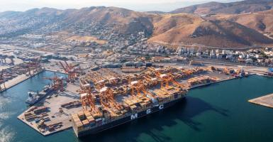 Απεργίες στα λιμάνια Πειραιά και Θεσσαλονίκης  - Κεντρική Εικόνα