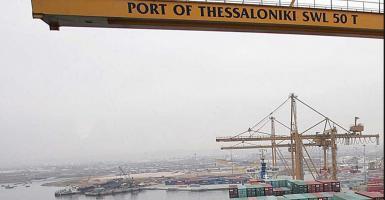 Τον Φεβρουάριο αλλάζει και επίσημα χέρια το λιμάνι της Θεσσαλονίκης - Κεντρική Εικόνα