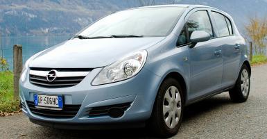 Η πρώτη φωτογραφία του νέου Opel Corsa - Κεντρική Εικόνα