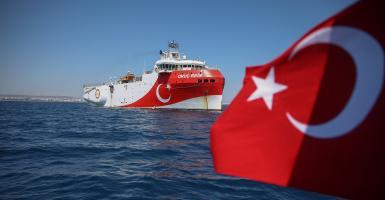 «Κινητικότητα» στο Oruc Reis «βλέπουν» τα τουρκικά ΜΜΕ - Κεντρική Εικόνα