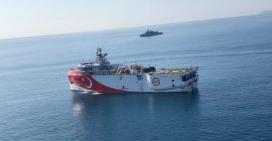 Σε τεντωμένο σχοινί οι σχέσεις Ελλάδας-Τουρκίας - Κεντρική Εικόνα