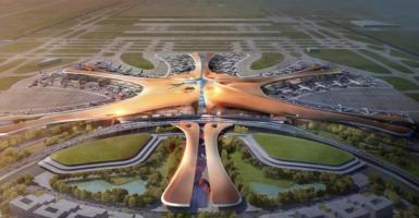 Το μεγαλύτερο αεροδρόμιο του κόσμου θα ανοίξει το 2019 (video) - Κεντρική Εικόνα