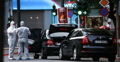 Το Βερολίνο καταδικάζει την επίθεση στον Λουκά Παπαδήμο - Κεντρική Εικόνα