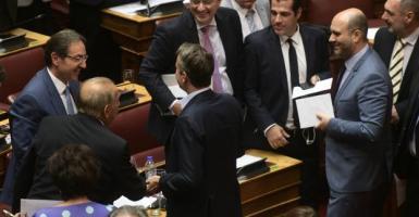 Προς το Ειδικό Δικαστήριο ο Παπαγγελόπουλος - Παραπέμπεται για 8 αδικήματα - Κεντρική Εικόνα