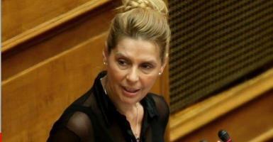 «Νέα Ελληνική Ορμή» το νέο κόμμα της Κατερίνας Παπακώστα - Κεντρική Εικόνα