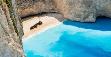 Οι ομορφότερες ελληνικές παραλίες σύμφωνα με το Paris Match - Κεντρική Εικόνα