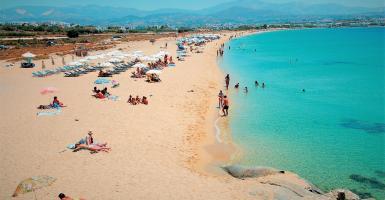 Νάξος: Οι Βρετανοί τη θεωρούν το κορυφαίο Ελληνικό νησί - Κεντρική Εικόνα