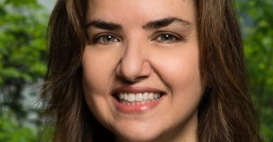 Πέγκυ Αγγούρη: Μια ελληνίδα στο τιμόνι του αμερικανικού πανεπιστημίου William and Mary  - Κεντρική Εικόνα