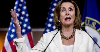 ΗΠΑ: Η Νάνσι Πελόσι επανεξελέγη Πρόεδρος της Βουλής των αντιπροσώπων - Κεντρική Εικόνα