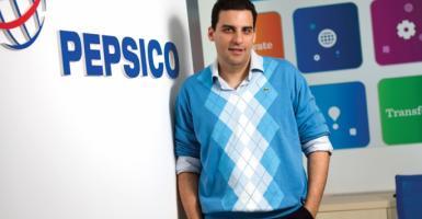 Μάνος Σπανός: Ο Έλληνας «διεθνής» παίκτης της Pepsico - Κεντρική Εικόνα
