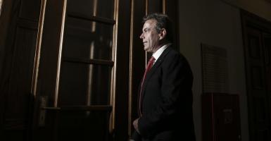 Πετρόπουλος: Το πρόγραμμα της ΝΔ για την κοινωνική ασφάλιση θα προκαλέσει δραστική μείωση των συντάξεων - Κεντρική Εικόνα