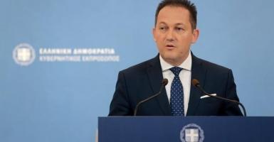 Πέτσας: Η Ελλάδα είναι έτοιμη να συμβάλει ουσιαστικά στην αποκλιμάκωση - Κεντρική Εικόνα