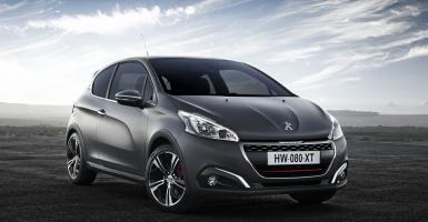 Το Peugeot 208 θα βγει στους δρόμους σε ηλεκτροκίνητη έκδοση - Κεντρική Εικόνα