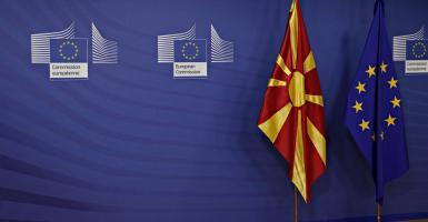 Την επίσημη αλλαγή της ονομασίας της ΠΓΔΜ σε Δημοκρατία της Βόρειας Μακεδονίας χαιρέτισε η ΕΕ - Κεντρική Εικόνα