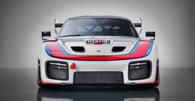 """Η Porsche αναβιώνει τη θρυλική """"Moby Dick"""" (video) - Κεντρική Εικόνα"""