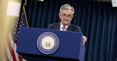 Δέσμευση Fed για «επιθετικές» ενέσεις: Τα «πυρομαχικά» δεν πρόκειται να εξαντληθούν - Κεντρική Εικόνα