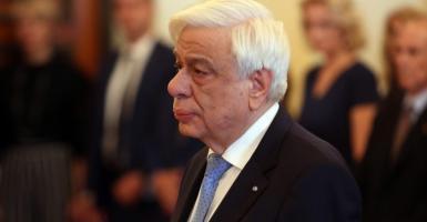 Πρ. Παυλόπουλος: Ο μη σεβασμός των συνόρων ανυπέρβλητο εμπόδιο για την ευρωπαϊκή πορεία - Κεντρική Εικόνα