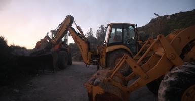 Τρεις μεγάλες κατασκευαστικές «μοιράστηκαν» τα έργα για τα κέντρα κράτησης στο Β. Αιγαίο - Κεντρική Εικόνα