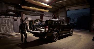 Η Ford λανσάρει ειδική έκδοση του Ranger στη βορειότερη πόλη του κόσμου - Κεντρική Εικόνα