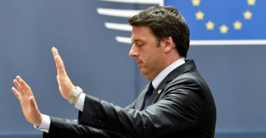 Ιταλία: Παραιτήθηκε (προσωρινά) ο Ρέντσι από αρχηγός του ΔΚ - Κεντρική Εικόνα