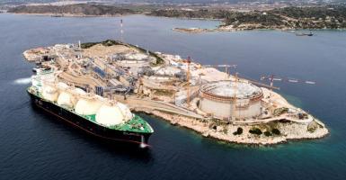Φορτίο LNG από τις ΗΠΑ έρχεται στη Ρεβυθούσα - Κεντρική Εικόνα